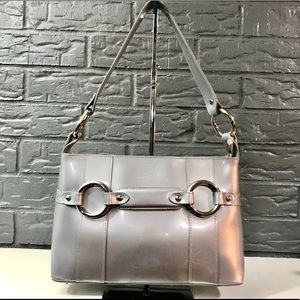 Beijo By Susan Handley Patent Leather Bag